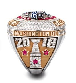 Washington Capitals Stanley Cup Ring - MS Unique