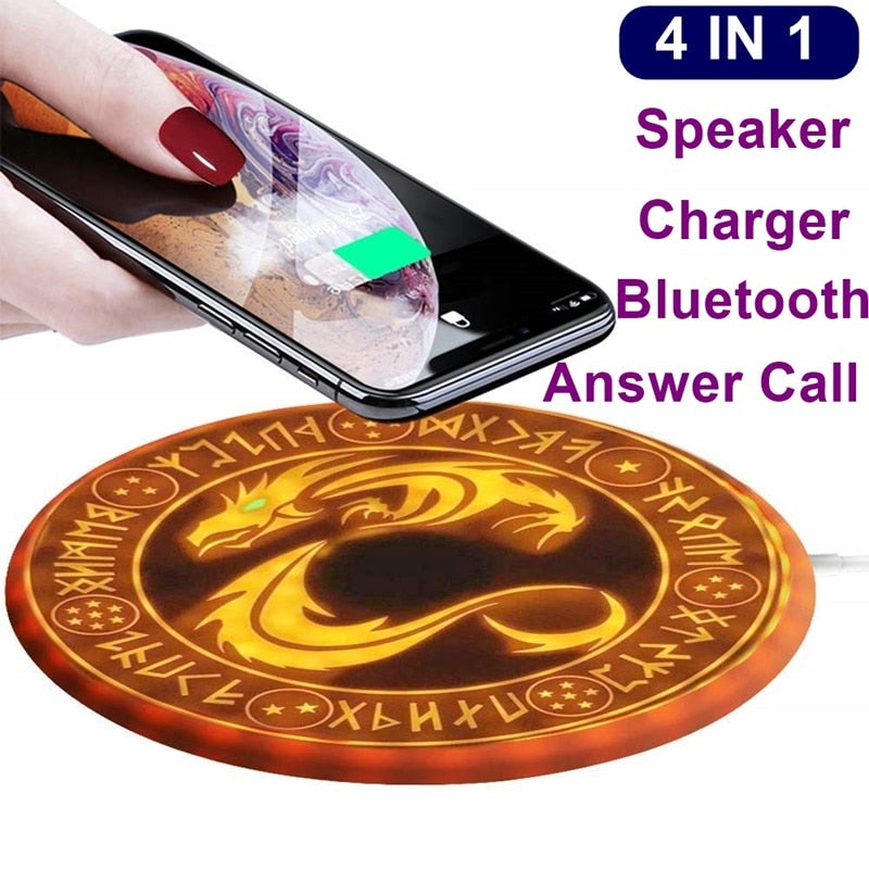Magic Array Qi Wireless Charger - MS Unique