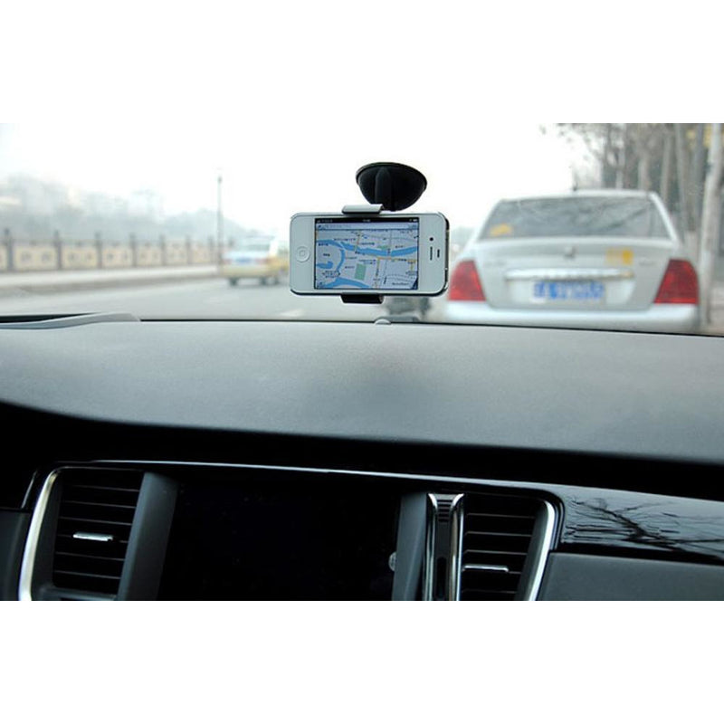 360 Degree Rotating GPS Windshield Phone Holder - MS Unique