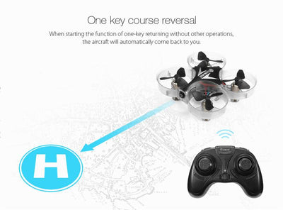 Mini 2MP 720P HD Camera RC Quadcopter - MS Unique