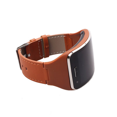 Genuine leather Watch Wrist For Samsung Gear S - MS Unique