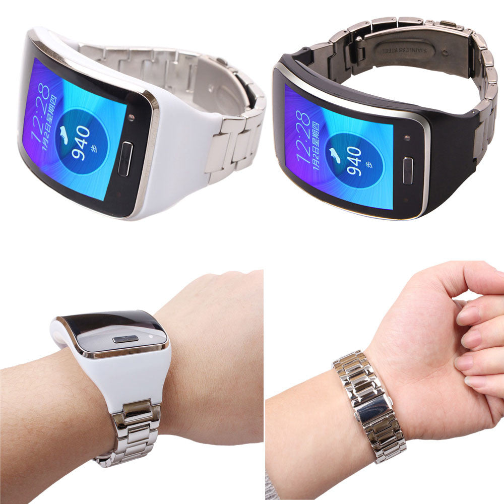 Stainless Steel Bracelet For Samsung Gear S - MS Unique