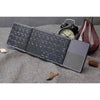 Portable Folding Wireless Keyboard Touchpad - MS Unique