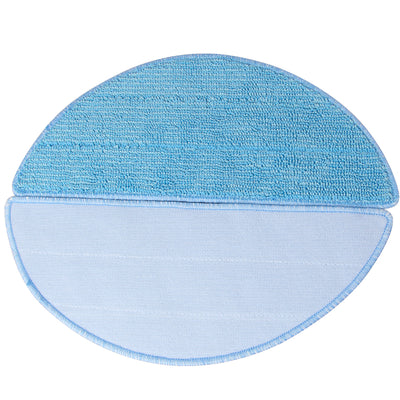 10 pcs Mop Cloth for  ilife v5 robotic vacuum cleaner - MS Unique
