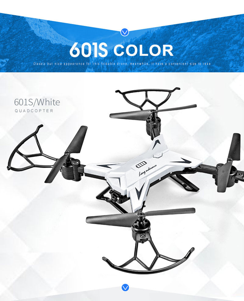 1080P Camera WIFI Foldable Mini RC Drone Quadcopter - MS Unique