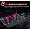 Anti-Ghosting Gaming Mechanical Keyboard - MS Unique