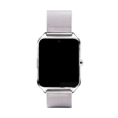 Smart Watch Metal Stainless Steel Fashion with Original Box - MS Unique