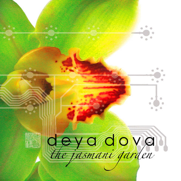 The Jasmani Garden SIGNED CD - Deya Dova