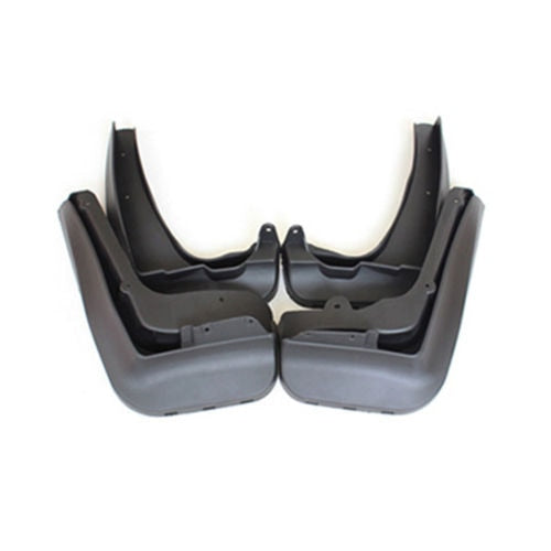 4PCS Mudguard Front, Rear  For BMW 3series F30 F31 2012-2016