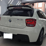 F20 118i 125i 116i Modified AC Style Carbon Fiber Rear Spoiler Car Wing For BMW 2012~2016