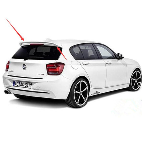 F20 118i 125i 116i Modified AC Style FRP Rear Spoiler Car For BMW F20 2012~2016