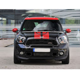 Hood+Trunk Engine+Rear Side Stripes for MINI JCW Countryman John Cooper Works 2014