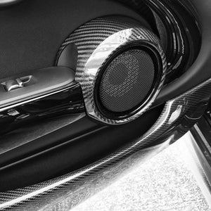 DuelL AG F-Series Carbon Fibre Speaker Cover