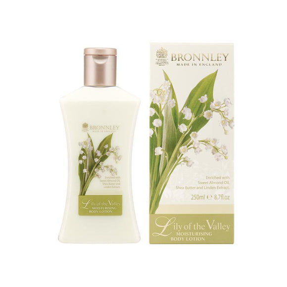 Bronnley Lily Of The Valley Body Lotion - 250ml