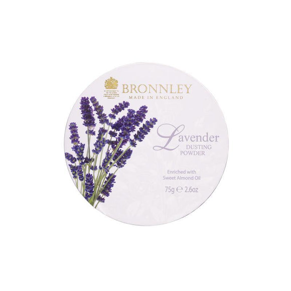 Bronnley Lavender Dusting Powder - 75g