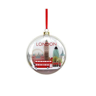 Gisela Graham London Glass Disc