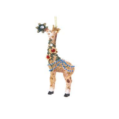 Gisela Graham Resin Giraffe
