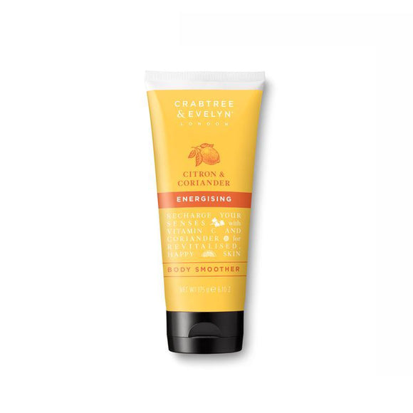 Crabtree & Evelyn Citron & Coriander Body Smoother - British Bespoke | Shop Online - South Africa
