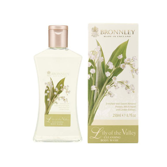 Bronnley Lily Of The Valley Body Wash - 250ml
