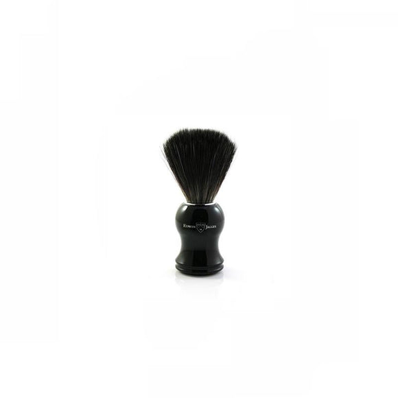 Edwin Jagger Imitation Ebony Shaving Brush - British Bespoke