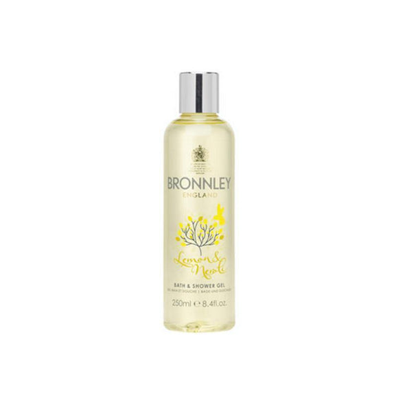 Bronnley Lemon & Neroli Bath & Shower Gel