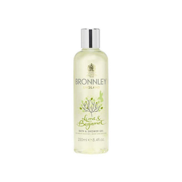Bronnley Lime & Bergamot Shower Gel