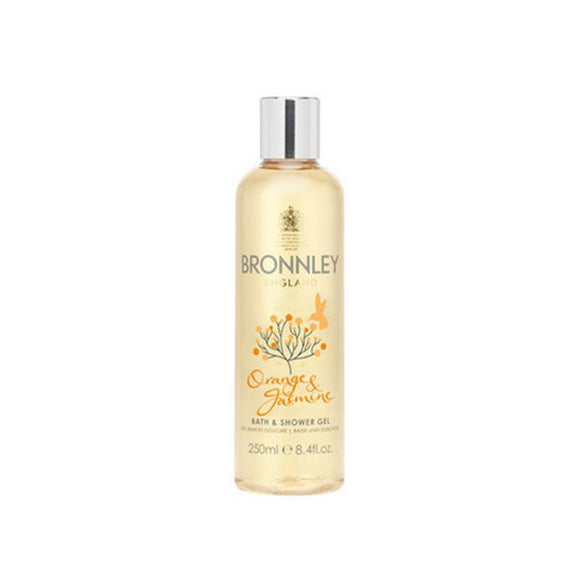 Bronnley Orange & Jasmine Shower Gel - 250ml