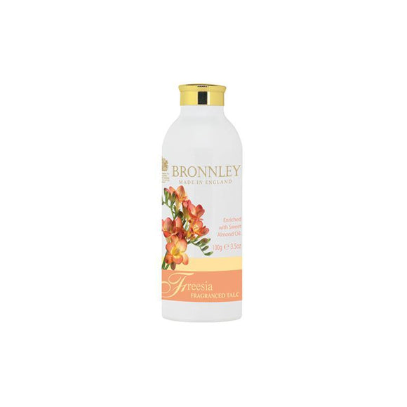 Bronnley Freesia Fragranced Powder - 100g