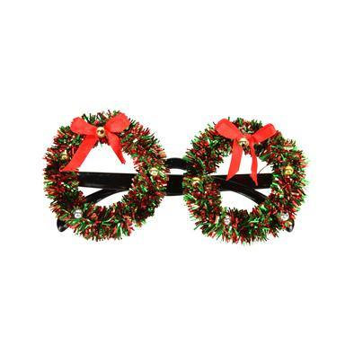 Gisela Graham Tinsel/Acrylic Wreath Specs