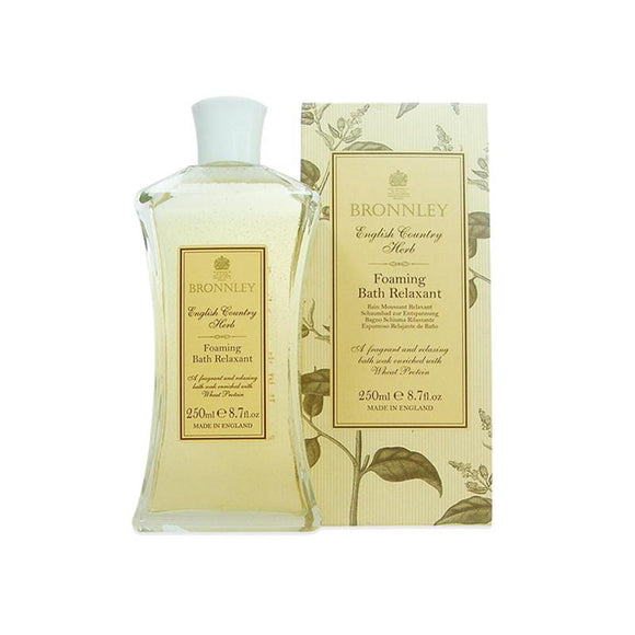 Bronnley English Country Herb Bath Relaxant