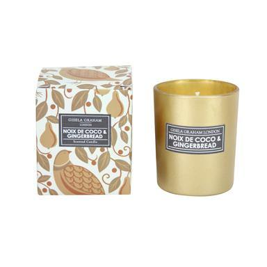 Gisela Graham 'Part/Pear Tree' Boxed Candle