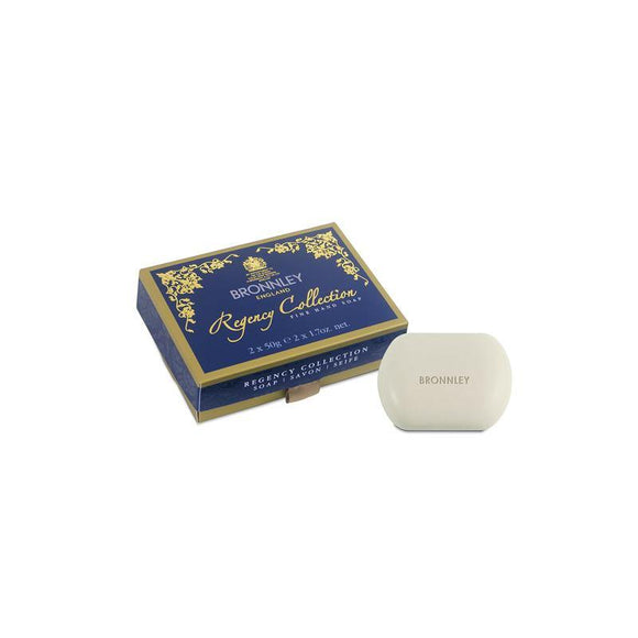 Bronnley Regency Collection Soap Set of 2