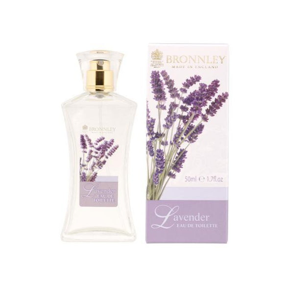 Bronnley Lavender Eau De Toilette - British Bespoke | Shop Bronnley Online - South Africa