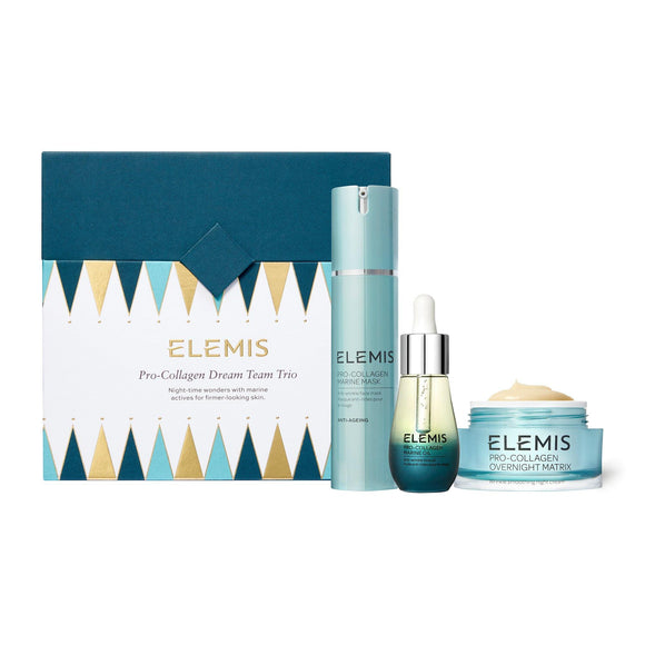 ELEMIS Pro-Collagen Dream Team Trio Gift Set - British Bespoke | Shop Online - South Africa