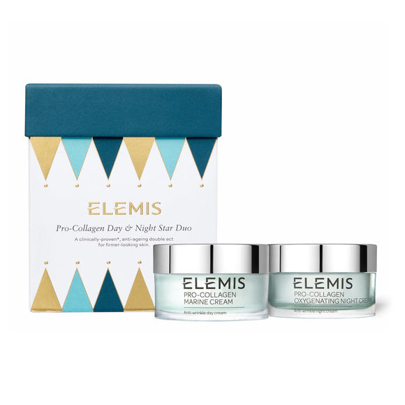 ELEMIS Ultimate Pro-Collagen Day & Night Duo - British Bespoke | Shop Online - South Africa