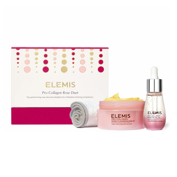 ELEMIS Pro-Collagen Rose Duet Gift Set - British Bespoke | Shop Online - South Africa