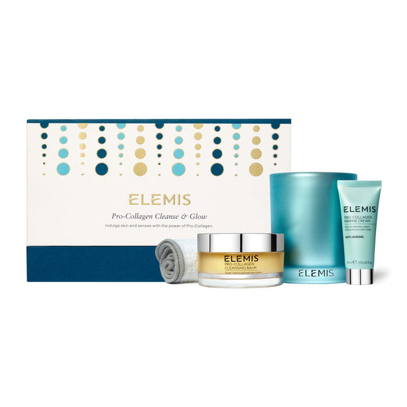 ELEMIS Pro-Collagen Cleanse & Glow Gift Set - British Bespoke | Shop Online - South Africa
