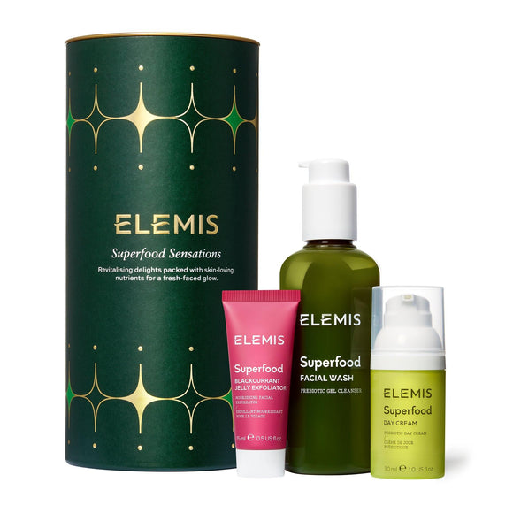 ELEMIS Superfood Sensations Gift Set - British Bespoke | Shop Online - South Africa