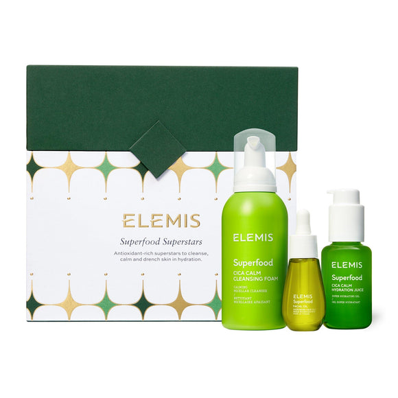 ELEMIS Superfood Superstars Gift Set - British Bespoke | Shop Online - South Africa