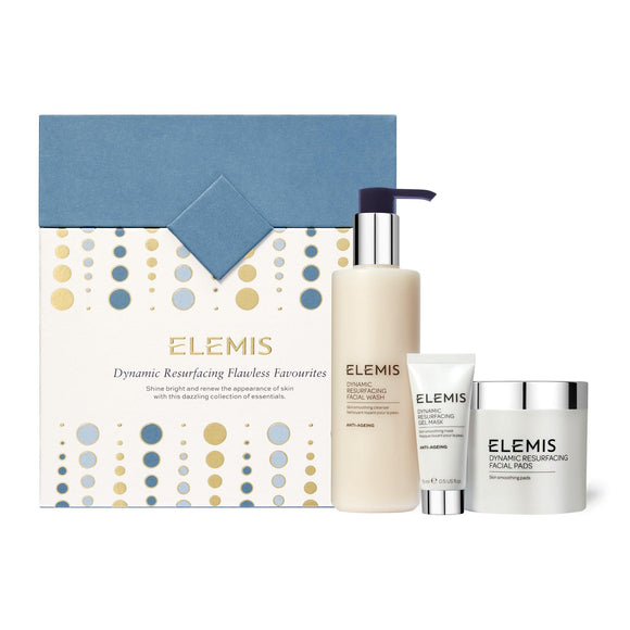 ELEMIS Dynamic Resurfacing Flawless Favourites Gift set - British Bespoke | Shop Online - South Africa