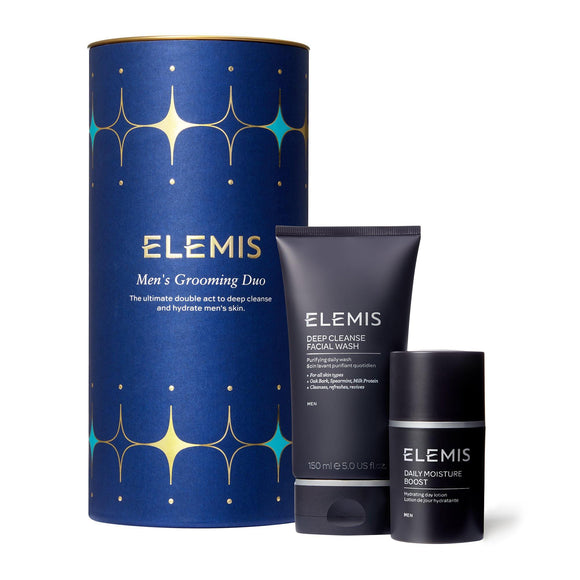 ELEMIS Mens Grooming Duo Gift Set - British Bespoke | Shop Online - South Africa