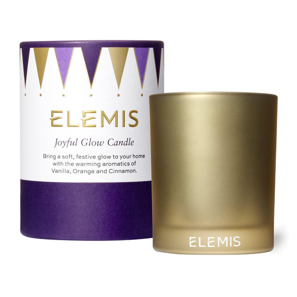 ELEMIS Joyful Glow Candle - British Bespoke | Shop Online - South Africa