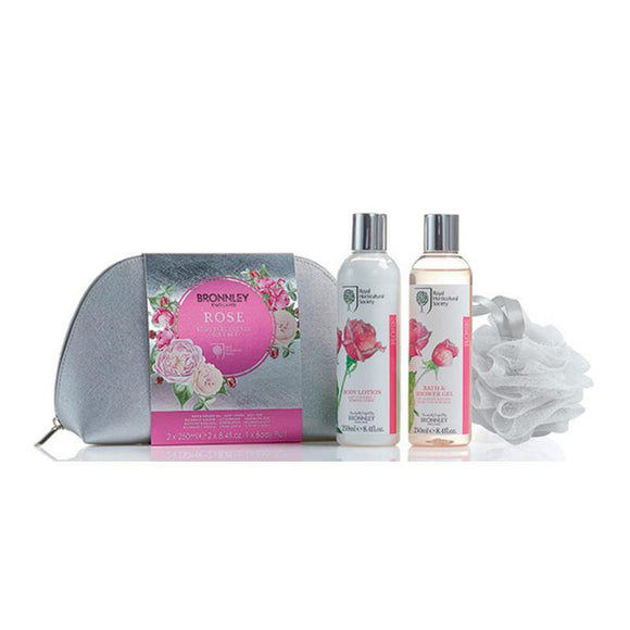 Bronnley Rose Body Indulgence Gift Set