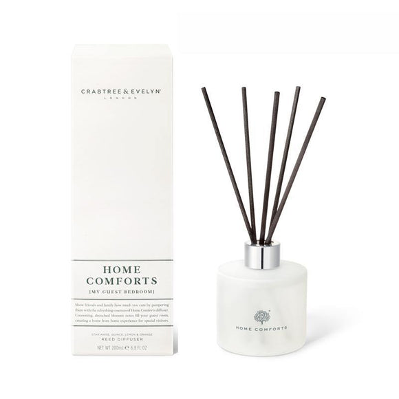 Crabtree & Evelyn Home Comforts Reed Diffuser - 200ml