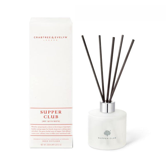 Crabtree & Evelyn Supper Club Diffuser - 200ml