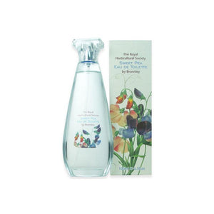 Bronnley RHS Sweet Pea Eau De Toilette - 100ml