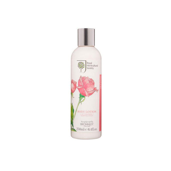 Bronnley RHS Rose Body Lotion - 250ml