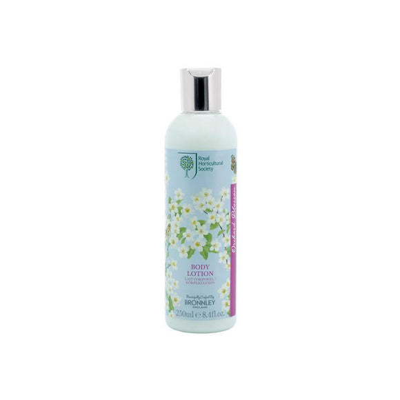 Bronnley RHS Orchard Blossom Body Lotion