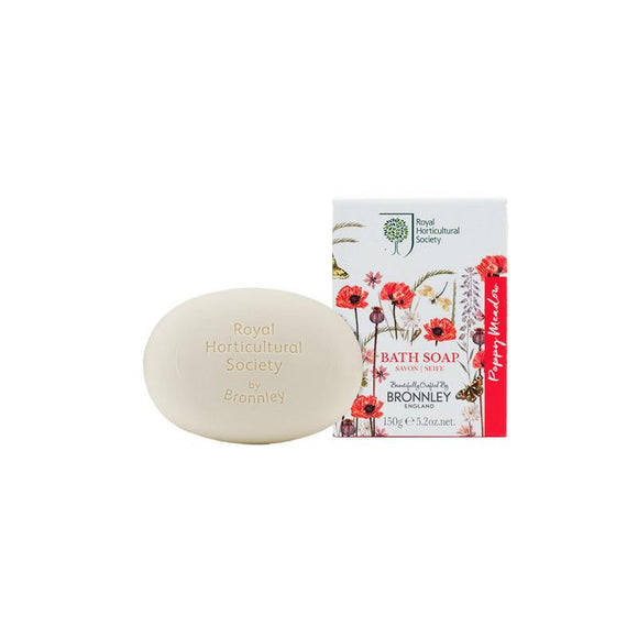Bronnley Poppy Meadow Soap - British Bespoke | Shop Bronnley Online - South Africa