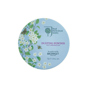 Bronnley RHS Orchard Blossom Dusting Powder